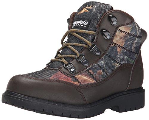 Deer Stags Hunt Hiker Boot (Little Kid/Big Kid), Camouflage, 2 M US Little Kid -