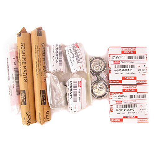 King pin kit NPR, NPR-HD, NQR Isuzu Genuine