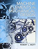 img - for Machine Elements in Mechanical Design (5th Edition) book / textbook / text book