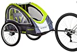 Product icon of Schwinn Lumina Reflective Double Bicycle Trailer, 16