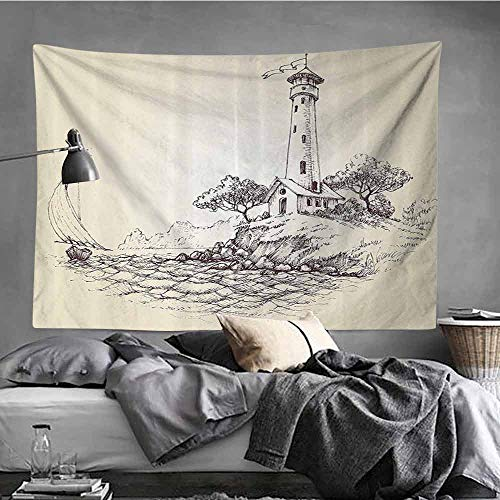Aloha 40 Inches Home Decor - AndyTours Wall Tapestry,Apartment Decor Collection,Tapestry for Home Decor,40