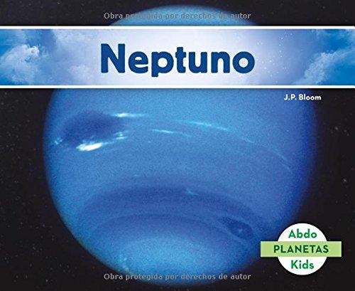 Neptuno (Planetas) (Spanish Edition)