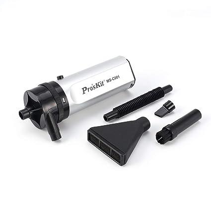 Mini aspirador portátil de alta potencia ProsKit MS-C001 para ...