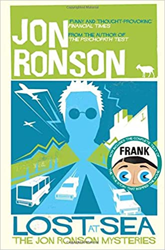 Image result for lost at sea jon ronson