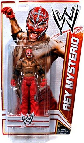 WWE Rey Mysterio Figure Signature Series (Rey Mysterio Wwe)