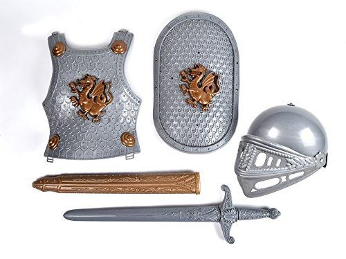 [Maxx Action Dragon Slayer Series Knights Play Set] (Dragon Slayer Knight Costumes)