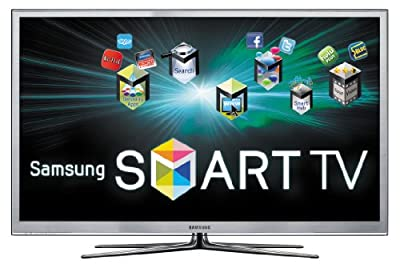 Samsung 3D LED HDTV (Silver)