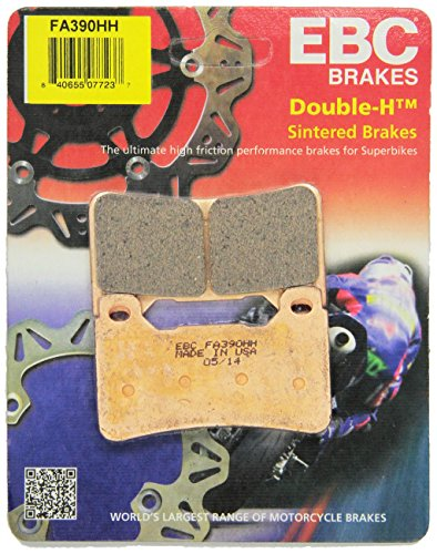 - EBC Brakes FA390HH Disc Brake Pad Set