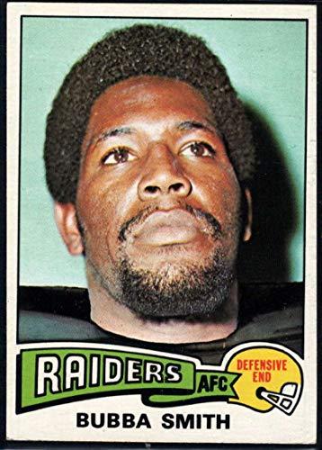 Football NFL 1975 Topps #33 Bubba Smith ()