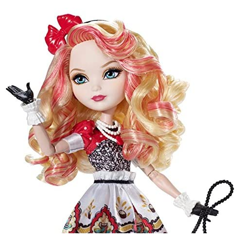 Ever After High Apple White Hat-Tastic Tea Party Replacement Headband Hat