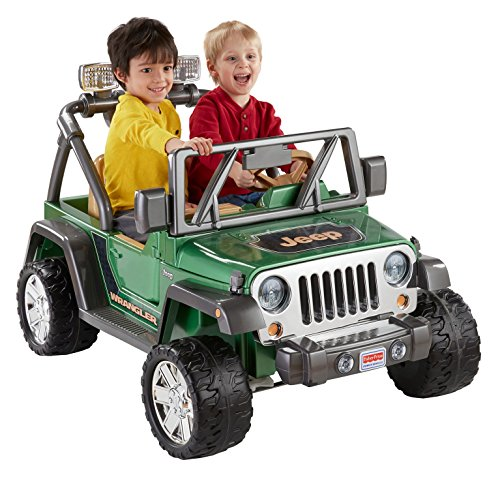 Price Of A Used Jeep Wrangler: Compare Price: Jeep Wrangler Fisher Price