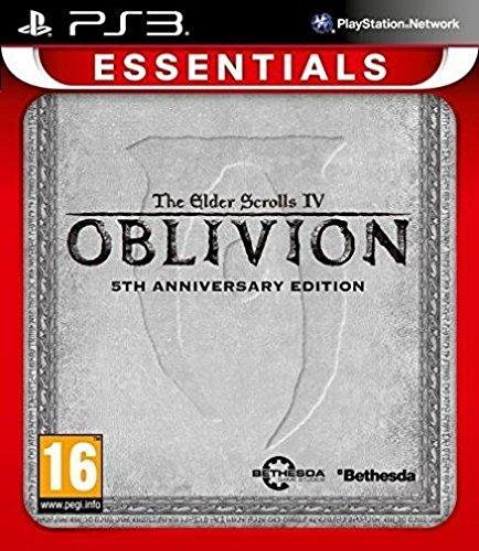 Elder Scrolls IV Oblivion 5th Anniversary Edition Essentials (PS3)