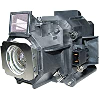 AuraBeam Professional Epson G5650W Projector Replacement Lamp with Housing (Powered by Philips)