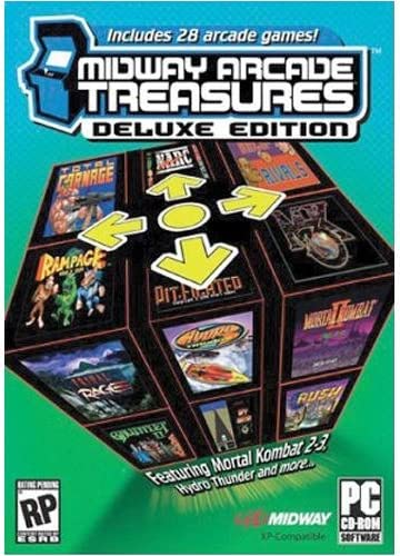 Midway Arcade Treasures: Deluxe Edition - PC: Video Games