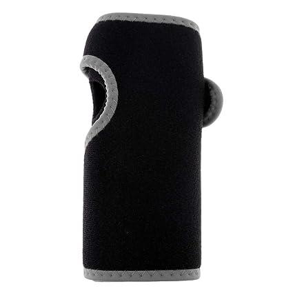 B Baosity Protector de Muñeca con Agujero para Pulgar para para Padel, Deportes, Trabajo