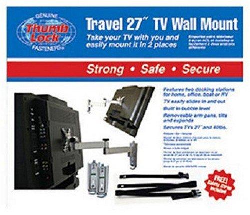 rv trailer camper electronics tv