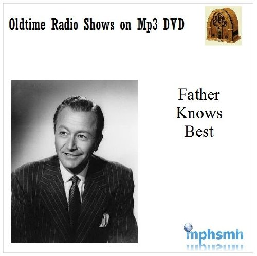 FATHER KNOWS BEST Old Time Radio (OTR) series (1949-1953) Mp3 DVD 112 episodes