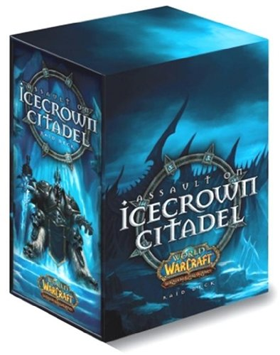 Cryptozoic Entertainment 1082 World Of War Craft – Assault On Icecrown Citadel Deck