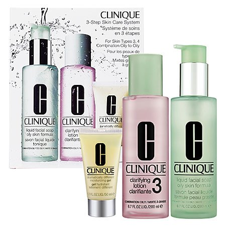 Clinique skin type 3
