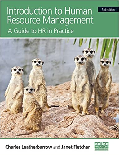 Book Introduction to Human Resource Management: A Guide to HR in Practice