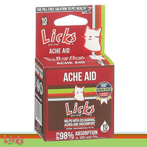 Licks CAT Ache Aid - 10 Day ()
