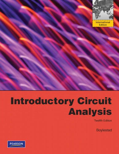 Introductory Circuit Analysis: International Edition
