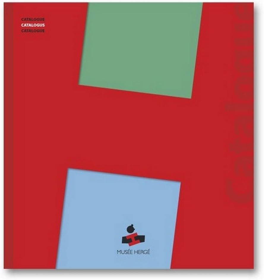 Catalogue Musee Herge Tintin