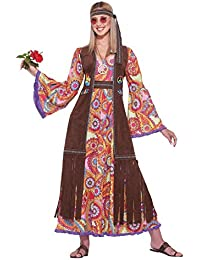 Women's Hippie Love Child Costume