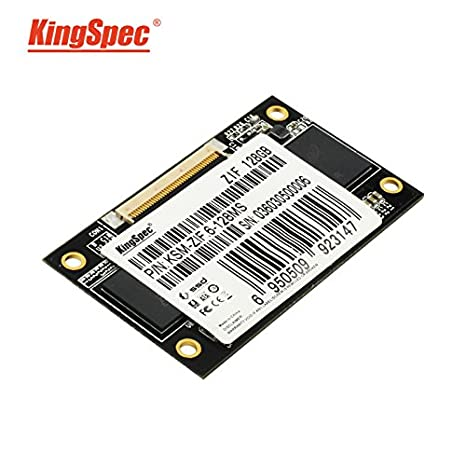 SSD Interfaz CE KSM-ZIF.6-064MS 64GB Zif para el iPod clásico ...