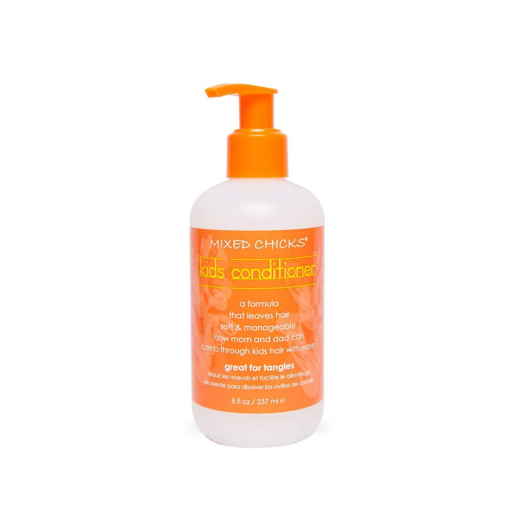 Mixed Chicks Kids Gentle Conditioner with Safflower Seed Oil for Soft & Manageable Hair