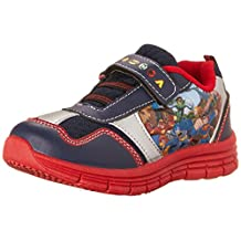 DC Super Friends Heroes Toddler Athletic Shoe