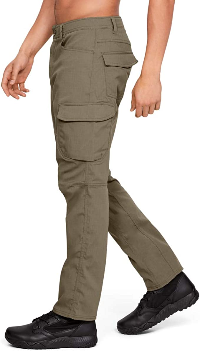 NEW Under Armour Men/'s Tactical Enduro Pants Size 44x32 Bayou Khaki 1316928 251