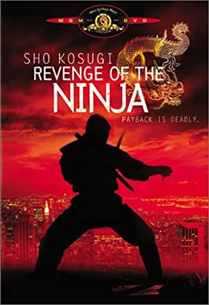 Amazon.com: Revenge Of The Ninja: Shô Kosugi, Keith Vitali ...