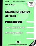 Administrative Officer, Jack Rudman, 0837310792