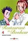 Le Restaurant du Bonheur, Tome 4 : par Nakanishi