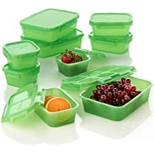 Debbie Meyer Lockin' Green Boxes 18-piece Lunch Set