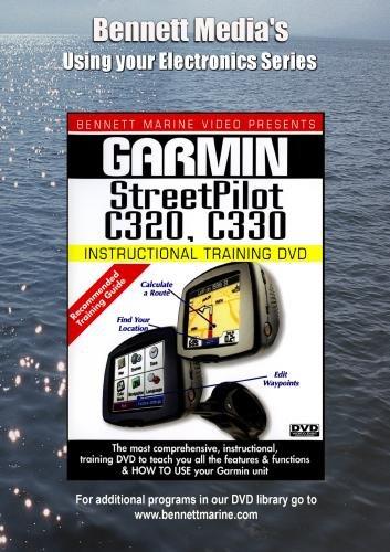 GARMIN STREETPILOT C320 & - C320 Garmin Streetpilot