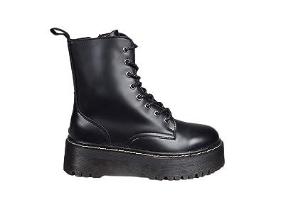 10 botas militares con plataforma que hacen piernas que