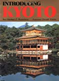 Front cover for the book Introducing Kyoto by Herbert E. Plutschow