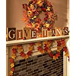 MerryNine-600-Assorted-Mixed-Deep-Fall-Colored-Artificial-Maple-Leaves-for-Weddings-Thanks-Giving-Events-and-Outdoor-Maple-Leaf-Cafe-Decoration