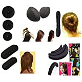 BAAL Hair Accessories for Women - Combo of 11 Pieces