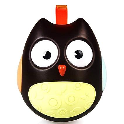 Amazon Com Toddler Toys For Boys Girls Age 1 3 Dimy Owl Tumbler