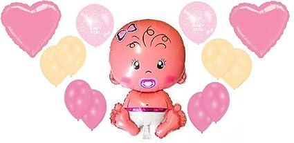 Pickled - Globo de helio para bebé o niña, ideal para baby ...