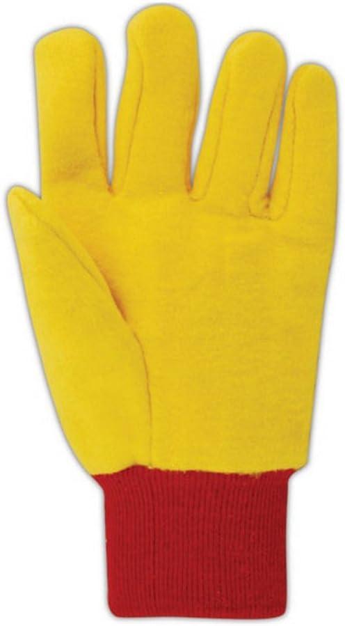 Pack of 3 Magid 565KWT Hand Master Jumbo Chore Gloves Large