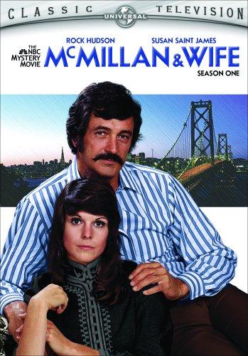 "Resultado de imagem para rock hudson McMillan and Wife"""