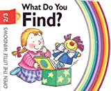 What Do You Find?, Emanuela Bussolati, 0764153404