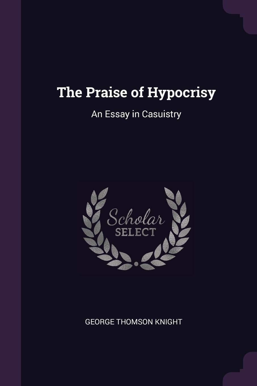 essay hypocrisy