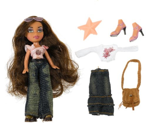 Lil' Bratz: Lifestyle Doll - Talia