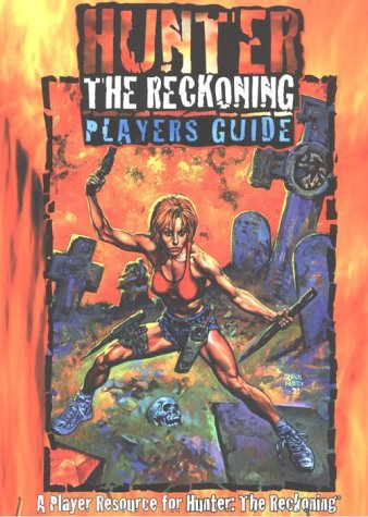 Pdf Science Fiction Hunter: The Reckoning Players Guide