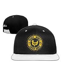 Unisex WINNER WINNER CHICKEN DINNER Adjustable Baseball Hats Hip-Hop Caps One Size.